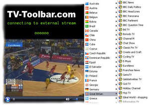 Internet TV Players - Screenshot for Live TV