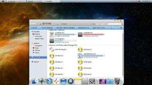 Mac OS X Infinite Screenshot