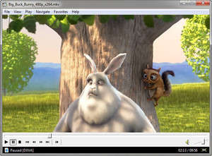 Media Player Classic - Home Cinema - 64bit Screenshot