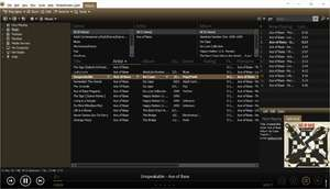 MP3 Players - Screenshot for MediaMonkey