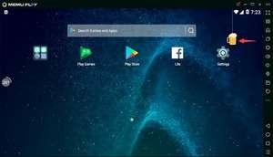 MEmu Android Emulator Screenshot