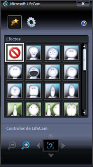 Drivers - Screenshot for Microsoft LifeCam