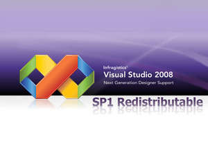 Microsoft Visual C++ 2008 Redistributable Screenshot