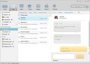 Moborobo Screenshot