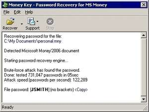 Money Key Screenshot