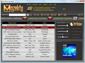 Mozekty Screenshot