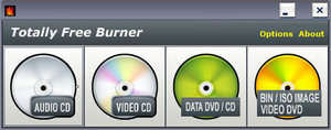 CD and DVD Utilities - Screenshot for MP3 CD Writer