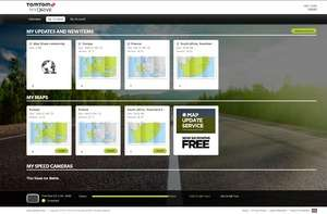 Mapping Software - Screenshot for MyDrive Connect