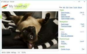 MyViewPad Screenshot