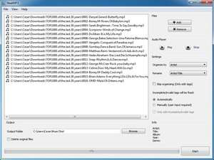 MP3 Tag Tools - Screenshot for NeatMP3
