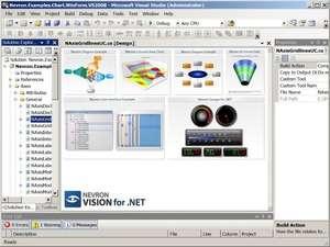 Nevron .NET Vision Screenshot