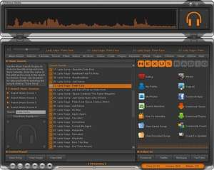 Media Players - Screenshot for Nexus Radio