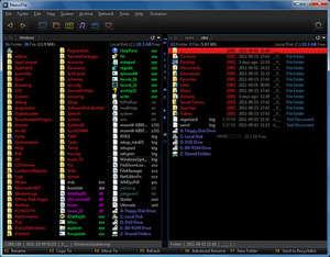 File Managers - Screenshot for NexusFile