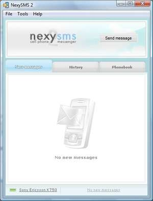 NexySMS Screenshot