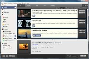 Noow Media Player Screenshot