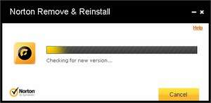 Install and Uninstall Tools - Screenshot for Norton Removal Tool
