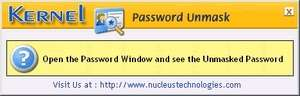 Nucleus Kernel Password Unmask Screenshot
