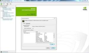 nVIDIA GeForce Drivers for Windows Screenshot