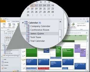 OfficeCalendar for Outlook Screenshot