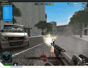 Shooter Game - Screenshot for Operation7