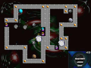Puzzle Games - Screenshot for OrbitZ