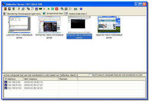 OSMonitor Keylogger Screenshot
