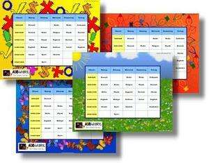 Educational Software - Screenshot for Other Timetable