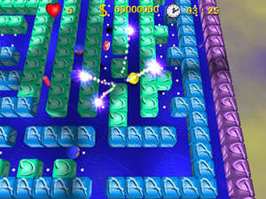 PacShooter 3D Screenshot