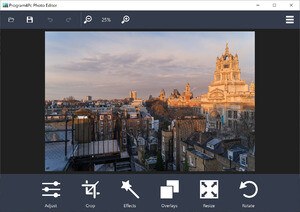 Image Editors - Screenshot for PC Image Editor