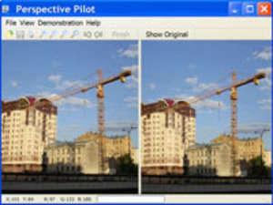Perspective Pilot Screenshot