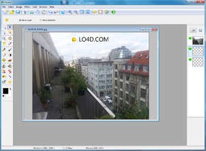 Image Editors - Screenshot for PhoXo
