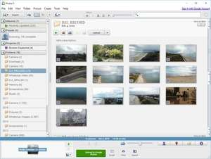 Album and Slideshow Creators - Screenshot for Picasa