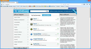 PirateBrowser Screenshot