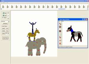 Image Animators - Screenshot for Pivot Stickfigure Animator