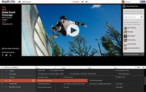 PlutoTV Screenshot
