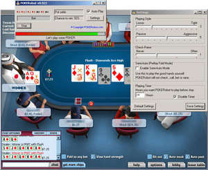Card and Casino Games - Screenshot for POKERobot