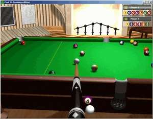 Pool 3D Training Edition Screenshot