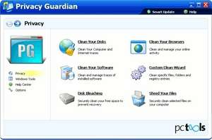 Privacy Guardian Screenshot