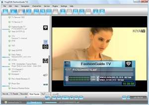 Video Players - Screenshot for ProgDVB