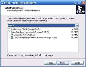 Download QuickTime Alternative 3 2 2