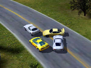 Race Cars: The Extreme Rally Screenshot