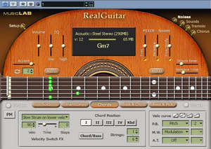 RealGuitar Screenshot
