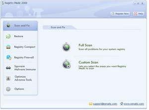 Registry Medic Screenshot