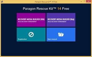 Rescue Kit Free Edition Screenshot