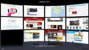 Safari Browser Screenshot