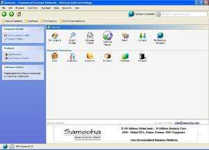 E Commerce Programs - Screenshot for Samooha - Empowered Business Networks