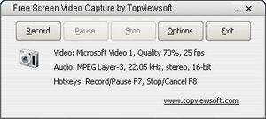 Screen Capture Programs - Screenshot for Screen Video Capture