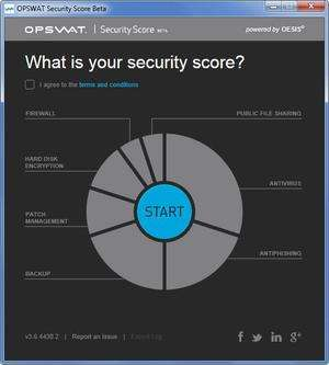 Windows Security and Privacy - Screenshot for Security Score