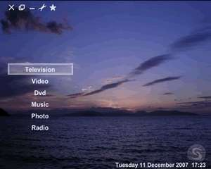 Video Players - Screenshot for SesamTV Media Center