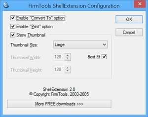 ShellExtension Screenshot